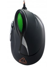 Гейминг мишка Canyon - CND-SGM14RGB, черна