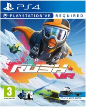 RUSH VR (PS4 VR)