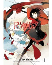RWBY The Official Manga, Vol. 1 -1
