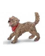 Фигурка Schleich от серията Кучета: Куче мелез - играещо