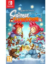 Scribblenauts Showdown (Nintendo Switch)
