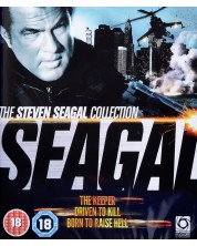 Seagal Collection - Driven To Kill/The Keeper/ (Blu-Ray) -1