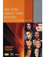 Various Artist - See How Great They Sound! (DVD) -1