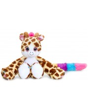 Плюшена играчка Keel Toys Huggems - Жирафче Лола, 25 cm