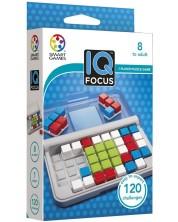 Детска логическа игра Smart Games Pocket IQ - IQ Focus