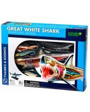 Детски комплект Kosmos - Анатомия на голяма бяла акула -1