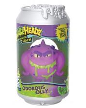 Детска играчка ShakeHeadz - Чудовище в кенче, със звуци, асортимент -1