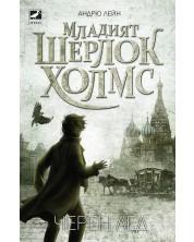Черен лед (Младият Шерлок Холмс 3)