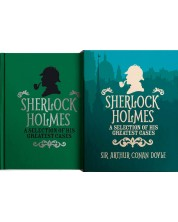 Sherlock Holmes. A Selection of His Greatest Cases -1