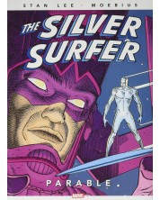 Silver Surfer Parable 30th Anniversary Oversized Edition