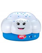 Бебешка музикална лампа Simba Toys ABC -1