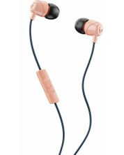 Слушалки с микрофон Skullcandy - JIB, sunset/black -1