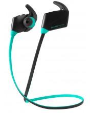 Слушалки с микрофон Energy Sistem - Earphones Sport, mint -1