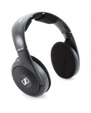 Слушалки Sennheiser HDR 120 - черни (разопаковани) -1