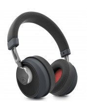 Слушалки с микрофон Energy Sistem - Headphones BT Smart 6, titanium