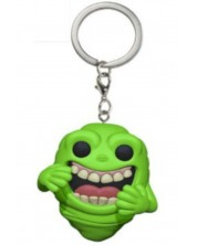 Ключодържател Funko Pocket Pop! Ghostbusters - Slimer