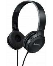 Слушалки Panasonic RP-HF100E-K - черни -1
