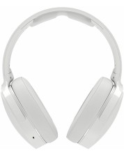 Слушалки Skullcandy - Hesh 3 Wireless, white/crimson -1