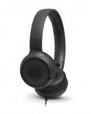Слушалки JBL T500 - черни