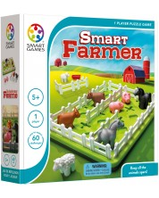 Детска игра Smart Games - Smart Farmer -1