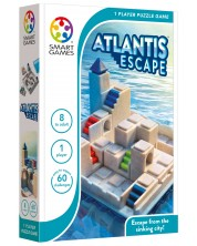 Детска игра Smart Games - Atlantis Escape -1