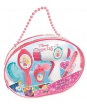 Комплект за разкрасяване Smoby Disney Princess - В чантичка