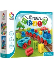 Детска игра Smart Games - Brain Train -1