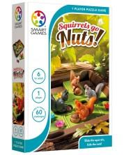 Детска игра Smart Games - Squirrels Go Nuts