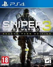 Sniper: Ghost Warrior 3 - Season Pass Edition (PS4) -1