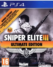 Sniper Elite 3: Ultimate Edition (PS4)