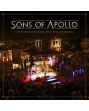 Sons Of Apollo - Live With The Plovdiv Psychotic Symphony (Blu-ray) -1