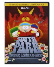 South Park: Bigger, Longer and Uncut (DVD) -1