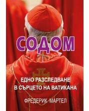 СОДОМ,  едно разследване в сърцето на Ватикана -1
