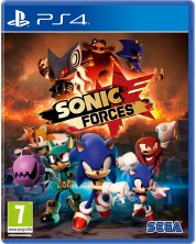 Sonic Forces (PS4) -1