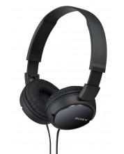 Слушалки Sony MDR-ZX110 - черни -1