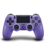 Контролер - DualShock 4 - Electric Purple, v2, лилав