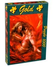 Пъзел Gold Puzzle от 1000 части - Спящата красавица
