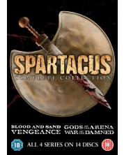 Spartacus: Complete Collection (DVD) -1