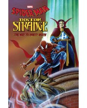Spider-Man Doctor Strange The Way to Dusty Death -1