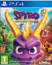 Spyro Reignited Trilogy (PS4) -1