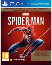 Marvel's Spider-Man - Game of the Year Edition (PS4) -1