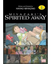 Spirited Away Vol. 1 -1