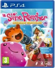 Slime Rancher - Deluxe Edition (PS4)