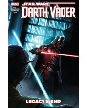 Star Wars Darth Vader. Dark Lord of the Sith, Vol. 2: Legacy's End -1