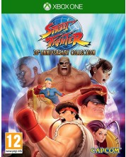 Street Fighter - 30th Anniversary Collection (Xbox One)