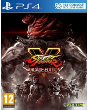Street Fighter V: Arcade Edition (PS4) -1