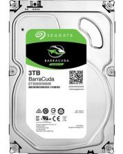 "Твърд диск Seagate - BarraCuda, 3TB, 5400rpm, 3.5"" -1"