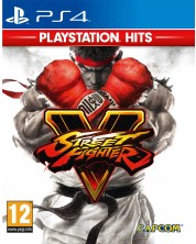 Street Fighter V HITS (PS4) -1