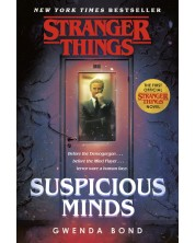 Stranger Things 1: Suspicious Minds (The First Official Novel)