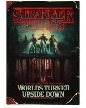 Stranger Things: Worlds Turned Upside Down. The Official Behind-The-Scenes Companion